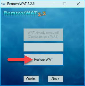 كراك إزالة نجمة ويندوز 7 ( الصفحة السوداء )  وجعل نسختك اصلية  remove wat