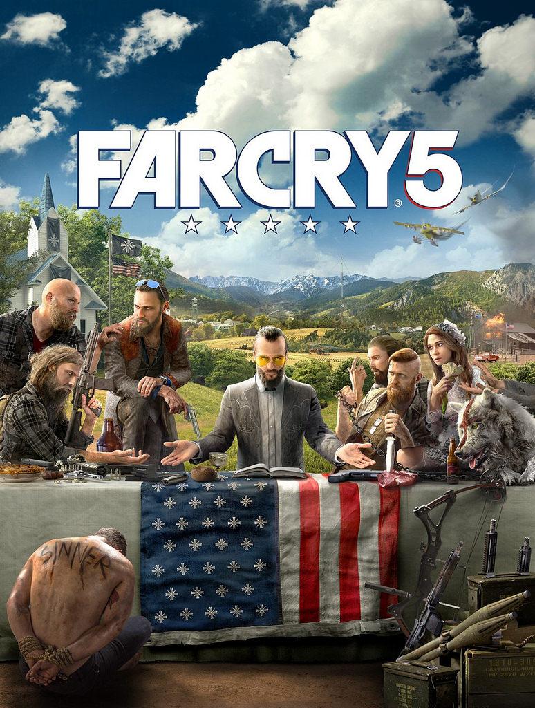تحميل لعبة فاري كري 5 Download Far Cry ! متطلبات تشغيل Far Cry 5 requirements