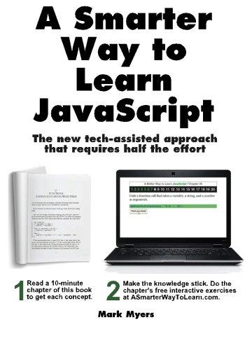 كتاب تعلم الجافا سكربت A Smarter Way to Learn JavaScript