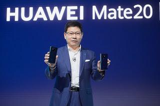 هواوي تُحدث نقلة نوعية في قطاع الهواتف الذكية مع إطلاق سلسلة HUAWEI Mate 20 Series، أفضل الهواتف وأكثرها ابتكاراً حتى الآن