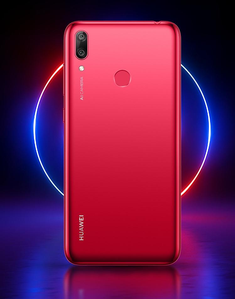 نظرة عن قرب على بعض المميزات الرائعة لجهاز HUAWEI Y7 Prime 2019 الجديد