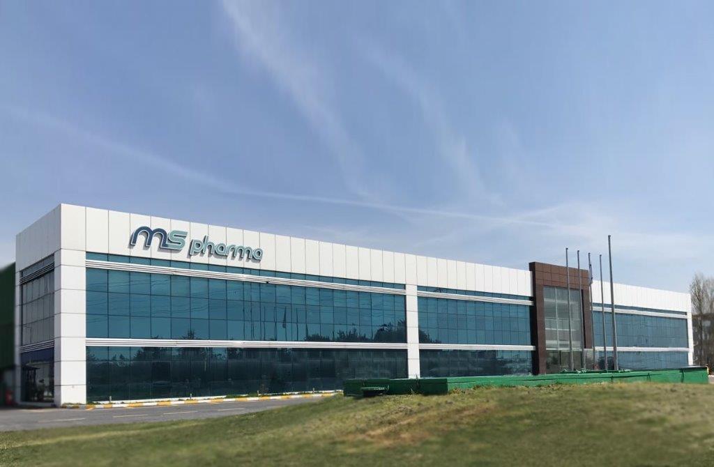 أم أس فارما MS Pharma تستحوذ على شركة جين فارم أس ايه Genepharm S. A.