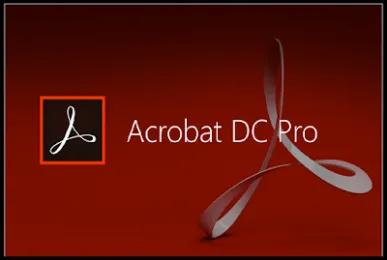 أفضل برنامج تعديل ملفات الكتب الاكترونية Acrobat Pro DC 2020 Portable